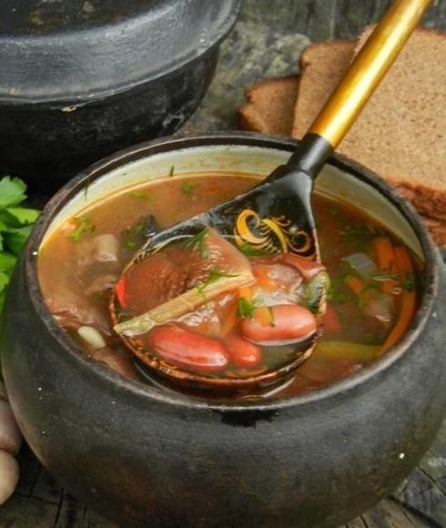 Приятного аппетита! вкусно, интересное, рецепты, супы