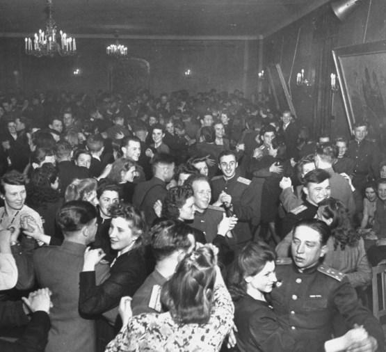 москва 1947 СССР, Советские люди, дискотека, история, танцы, фото