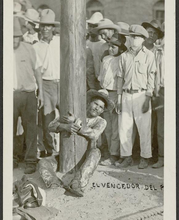 Вор перед казнью. Гуэймас. Мексика. 1920 история, события, фото
