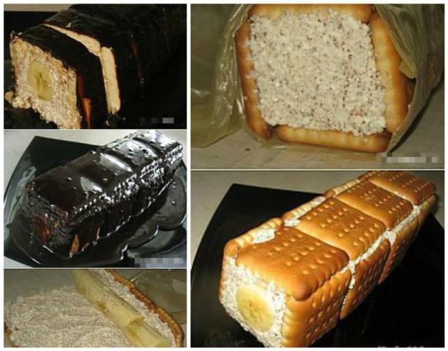 Вариантов подобных тортов полным-полном - включайте фантазию! без выпечки, вкусно, интересно, рецепты, сладости
