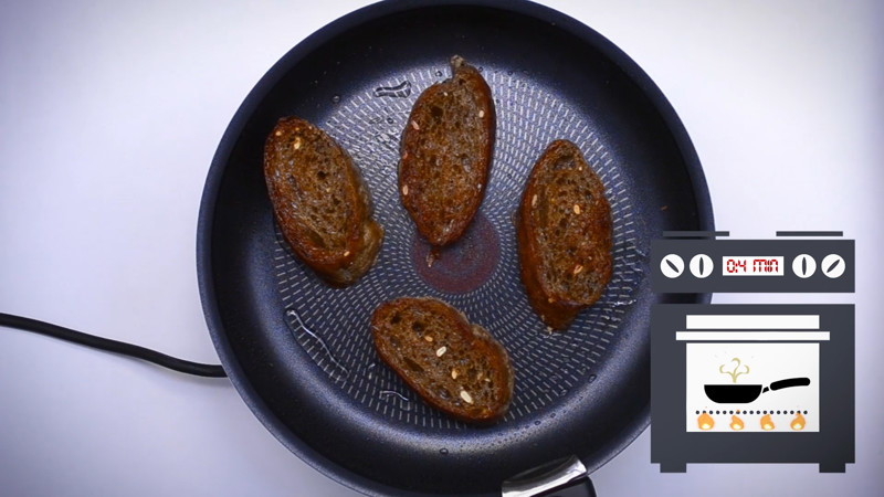 обжарив его на оливковом масле (никогда не используйте EXTRA VIRGIN для жарки, только Pomace) кулинария, рецепт, шакшука, яичница