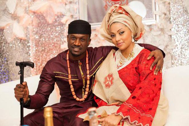 Нигерия в мире, жених, люди, невеста, обряд, одежда, свадьба, традиция
