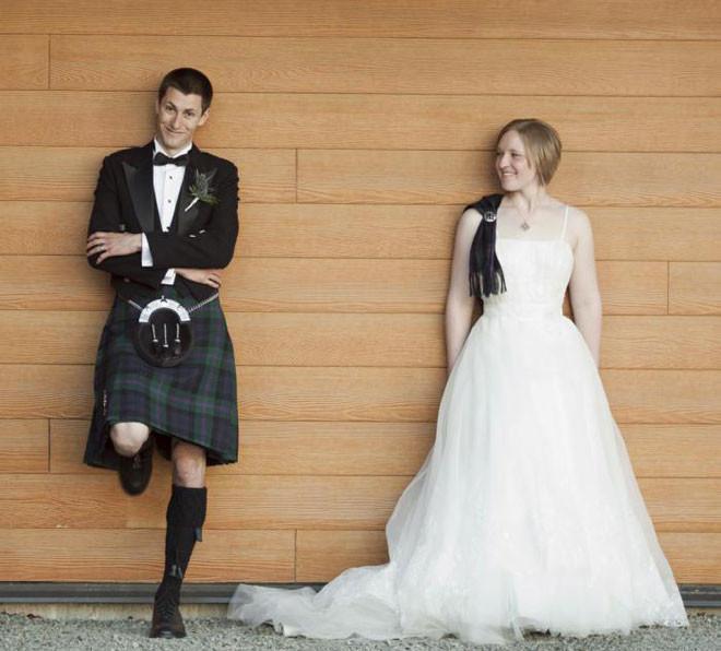 Шотландия в мире, жених, люди, невеста, обряд, одежда, свадьба, традиция