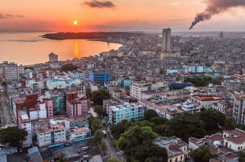 Гавана: красота vs нищета гавана, красота, куба, нищета