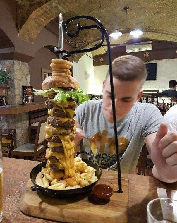 И как, скажите, это едят? блюда, еда, изыски, оформление блюд, подача блюд, ресторан, смешно, странные фантазии
