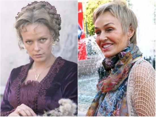 Наталья Андрейченко звезды, знаменитости, лицо, пластическая операция, российские звезды, тогда и сейчас, хирург