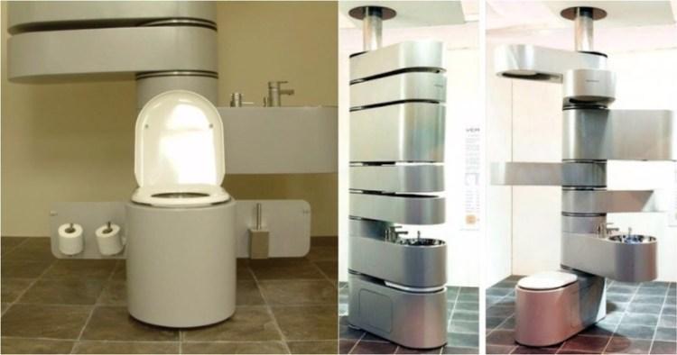 Для тех, кто любит, чтобы все в одном дизайн, прикол, санузел, туалет, унитаз