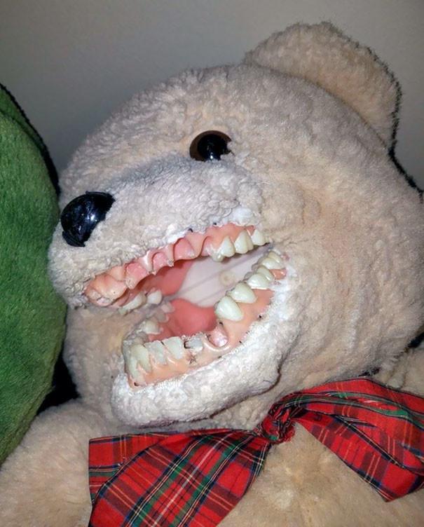 Прямиком из ночных кошмаров! врачи, дантисты, забавно, зубной врач, приколы, стоматологи, фото, юмор