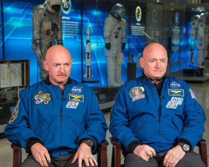 Скотт вернулся на Землю помолодевшим как внешне, так и на клеточном уровне nasa, близнец, брат, космос, мкс, омоложение, результат, эксперимент