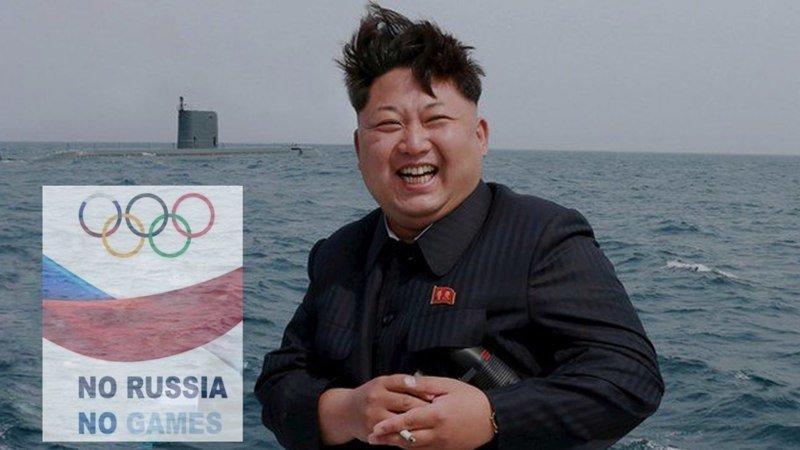 Без интернет-троллей не обошлось и на сей раз 2018, Пхенчхан, мок, олимпиада, олимпийские игры, путин, россия, спорт