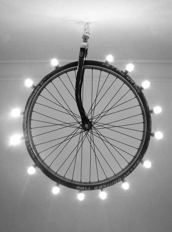 12. велосипед, интересно, колесо, очумелые ручки, своими руками, фото