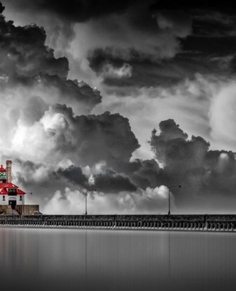 10 очень уединённых маяков и как их найти. Часть 11 маяк, море, навигация, спокойствие, уединение, эстетика