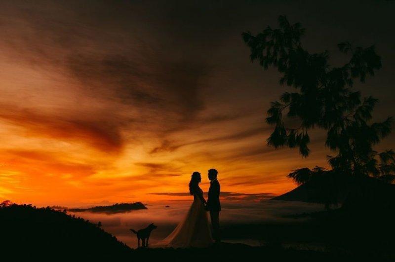 Деса Пингган (Desa Pinggan), Кинтамани, Бали. Любовь, отношения, свадебное фото, свадьба, фото, фотограф, фотография