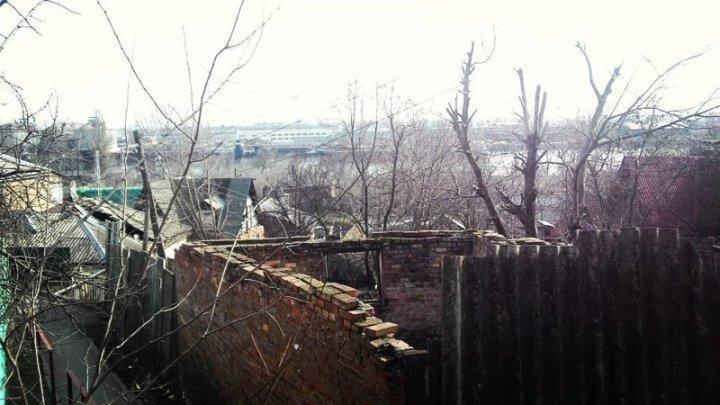 Довольно печальное зрелище Города России, всё тлен, города, депрессняк, жильё, развалины, трущобы