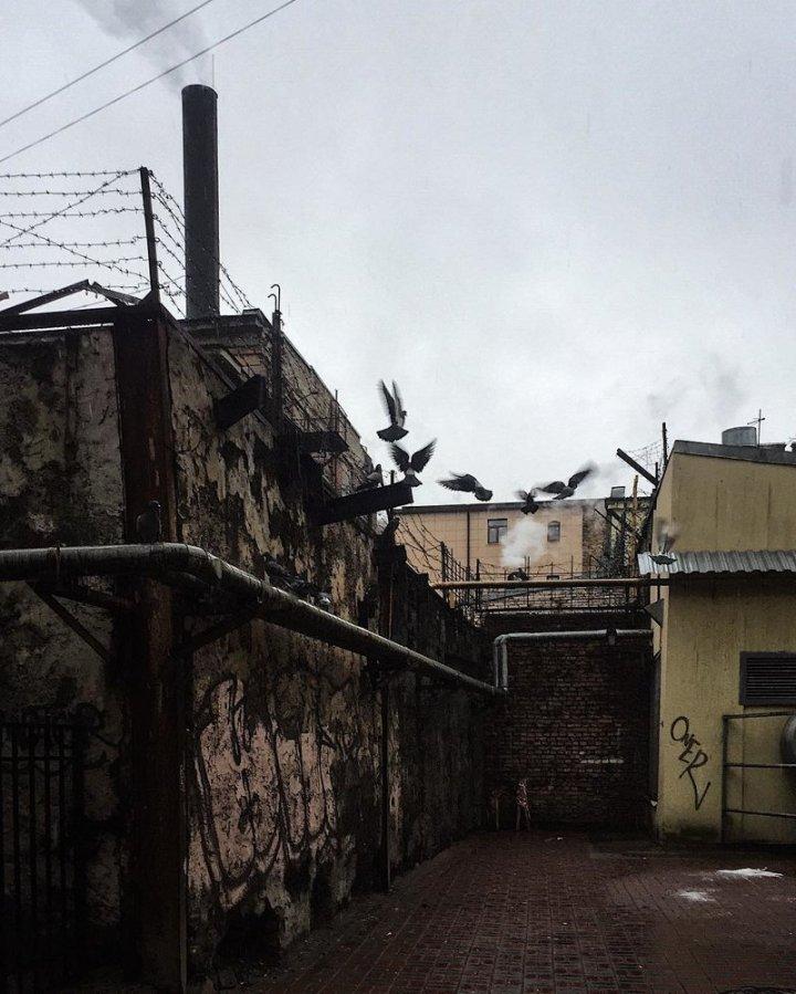 Реальные фотографии современных российских трущоб Города России, всё тлен, города, депрессняк, жильё, развалины, трущобы