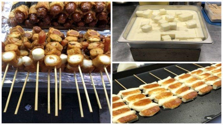 29 доказательств того, что в Южной Корее самая вкусная уличная еда на свете еда, еда быстро, сеул, уличная Еда, уличная еда, фастфуд, южная корея