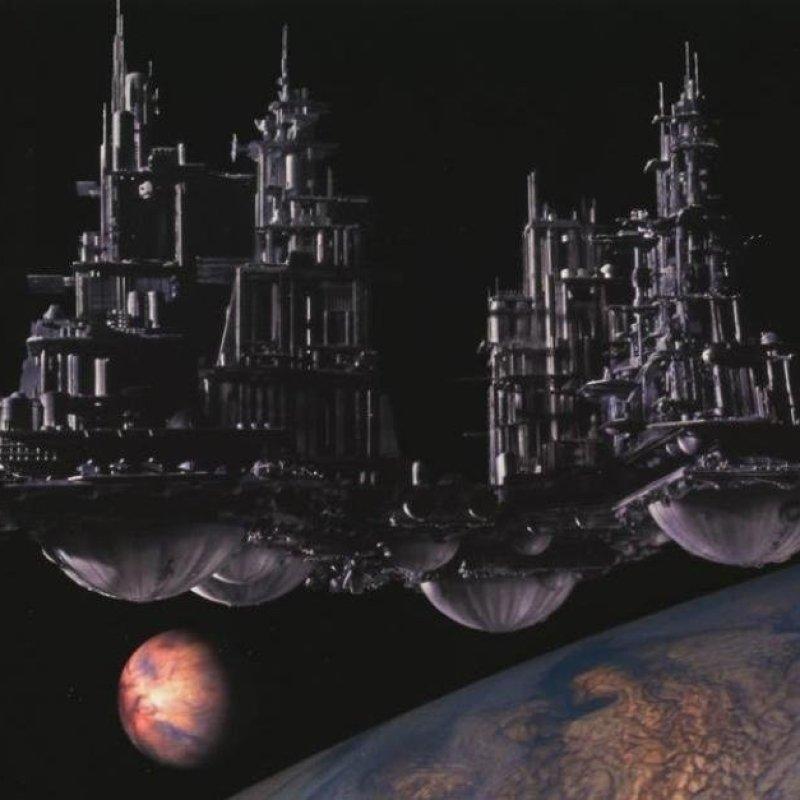 Завет. Чужие star trek, вавилон, звездные войны, звездные корабли. космос, интересное, сравнение, фото