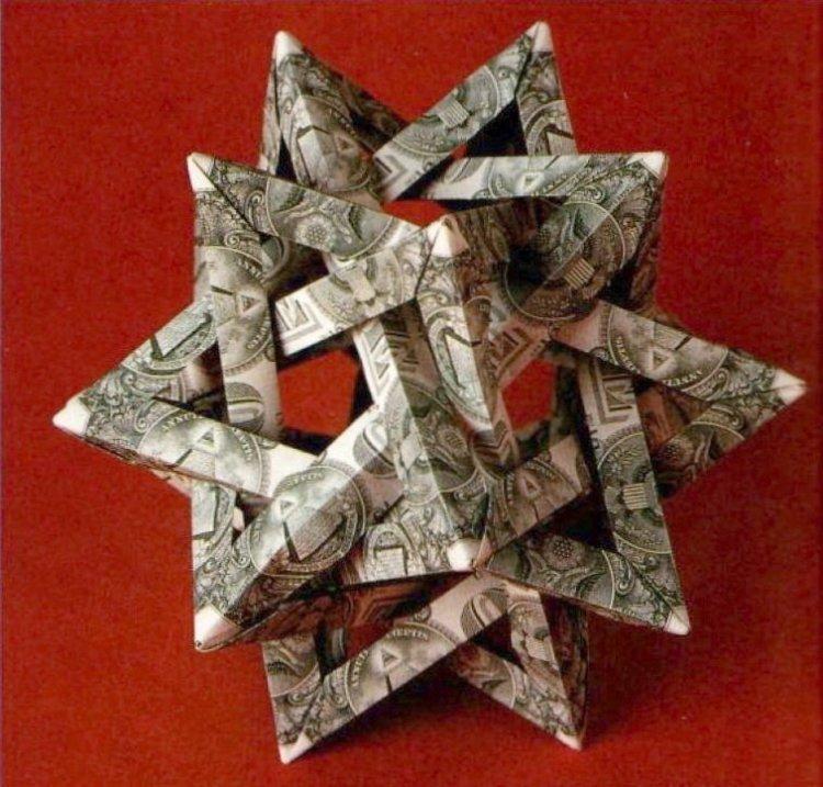 Всякая геометрия Фабрика идей, бумага, искусство, красота, мастерство, оригами