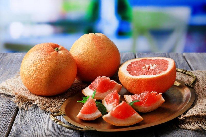 3. Закуска из грейпфрута грейпфрут, кофе, очистка, помощь, советы, спасение