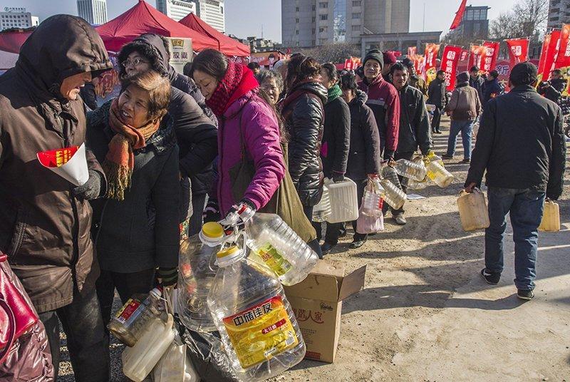 4. Любовь к очередям китай, национальные особенности, обычаи