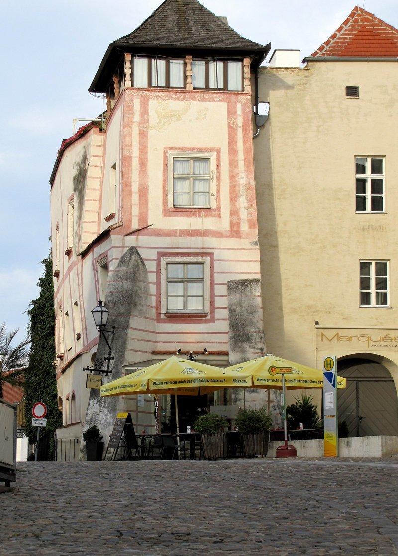 Дома с необычными геометрическими решениями архитектура, город, дом, изогнутые дома, улица, эстетика