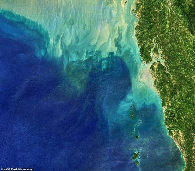 Андаман теңіз теңіз теңіз бурма, қараша, 2019 ж