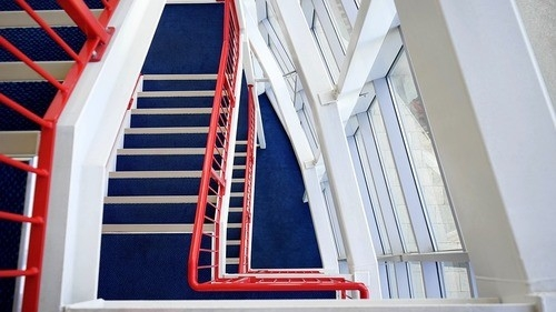 2020 Cost To Paint Stairway Cost To Paint Stair Risers | Cost To Refinish Wood Railing | Stair Treads | Interior | Gel Stain | Paint | Balusters