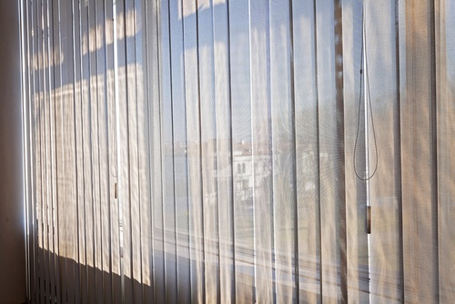 2021 cost to install vertical blinds