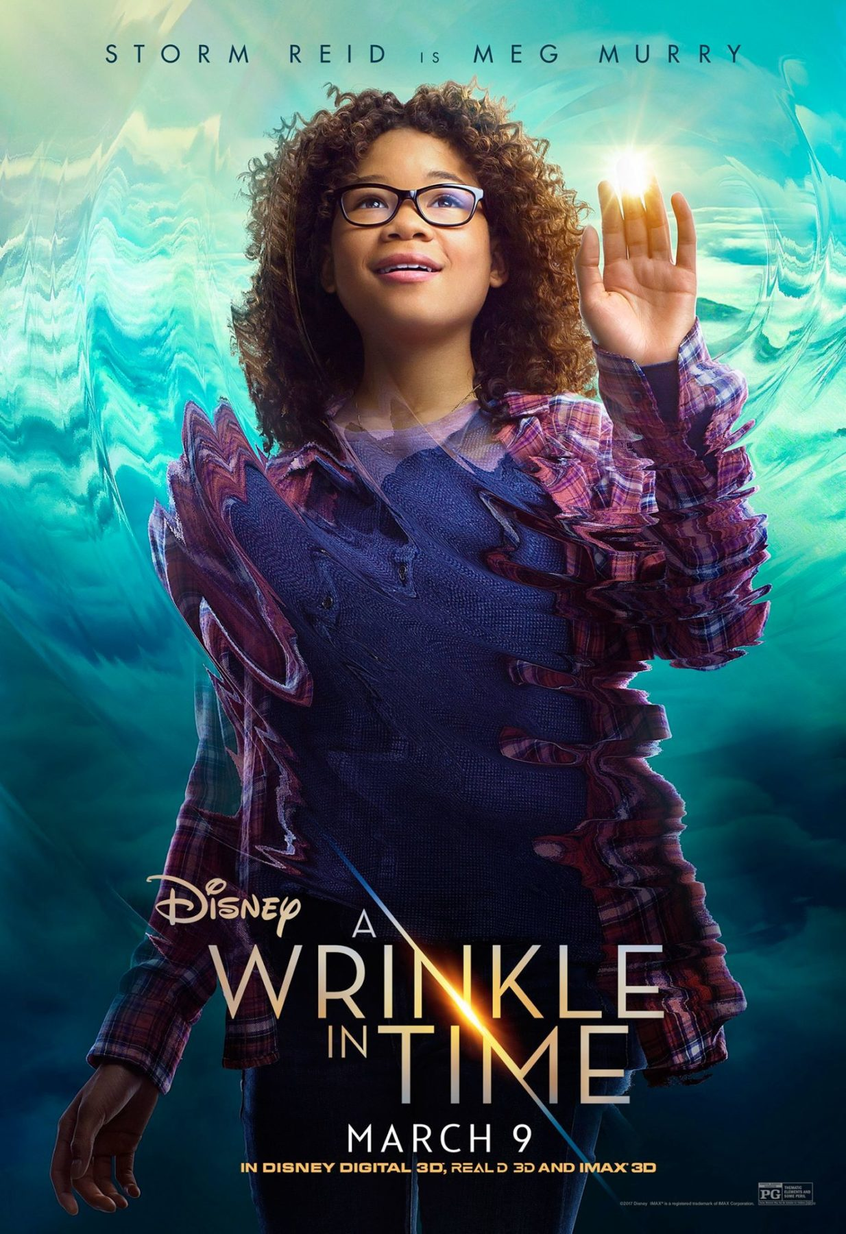 A Wrinkle In Time Gets Four Character Posters