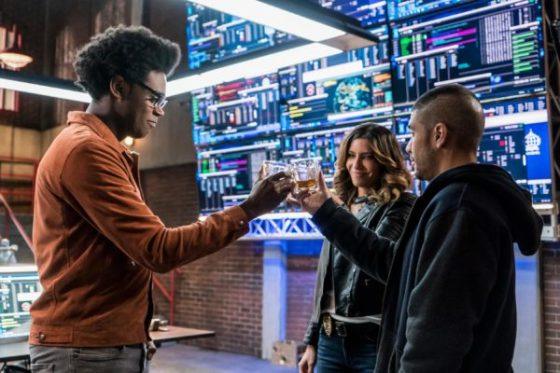 Image result for arrow divided episode