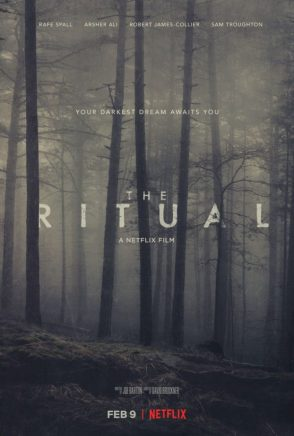 Image result for movie the ritual poster netflix