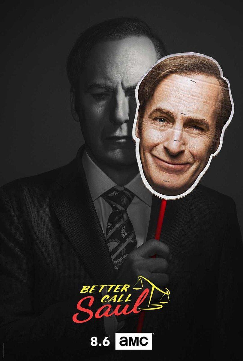 better call saul season 4 poster teases