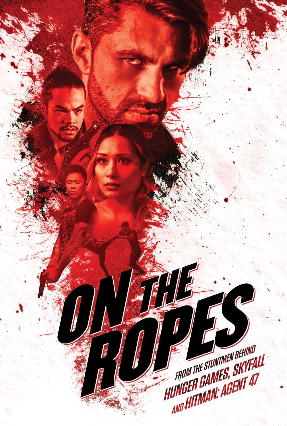 Action Thriller On The Ropes Gets A Poster And Trailer