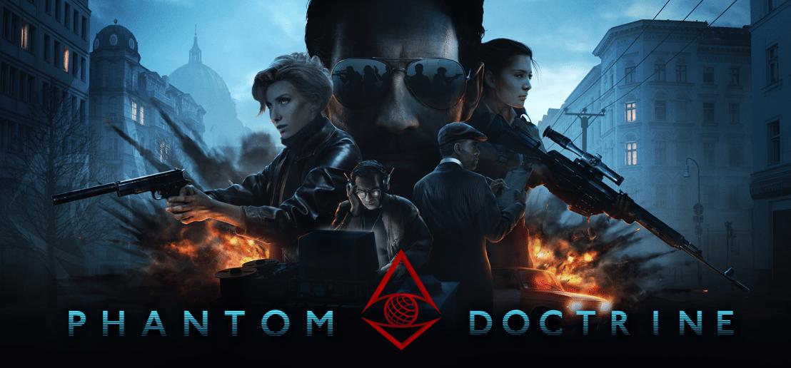 Phantom Doctrine Gets A New Gameplay Trailer