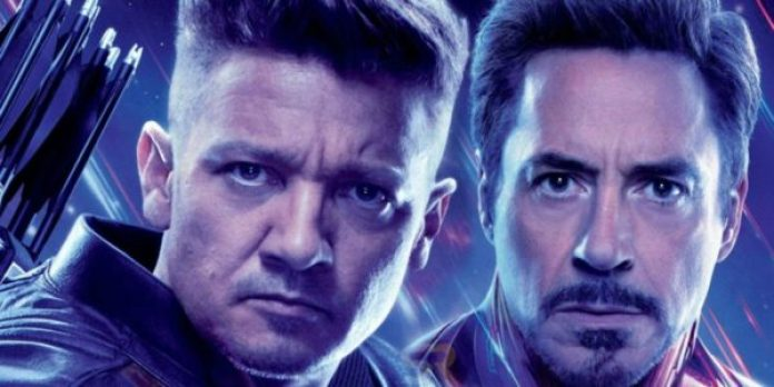 Image result for Downey would have made a perfect Hawkeye