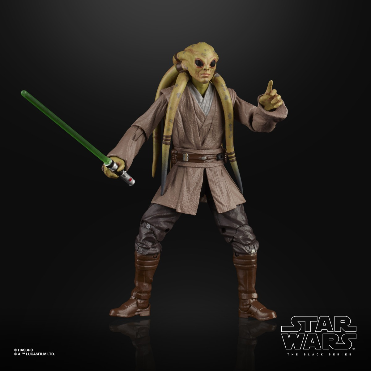 Solo Black Han Figure Series