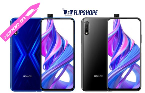 Honor 9X Price in India, Specifications and launch date