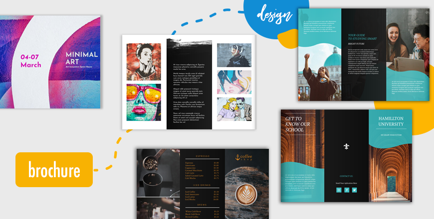 How To Design A Trifold Brochure Free Brochure Templates