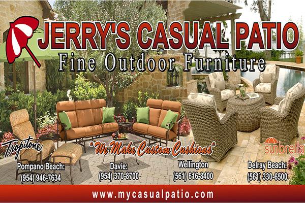 jerry s casual patio florida design