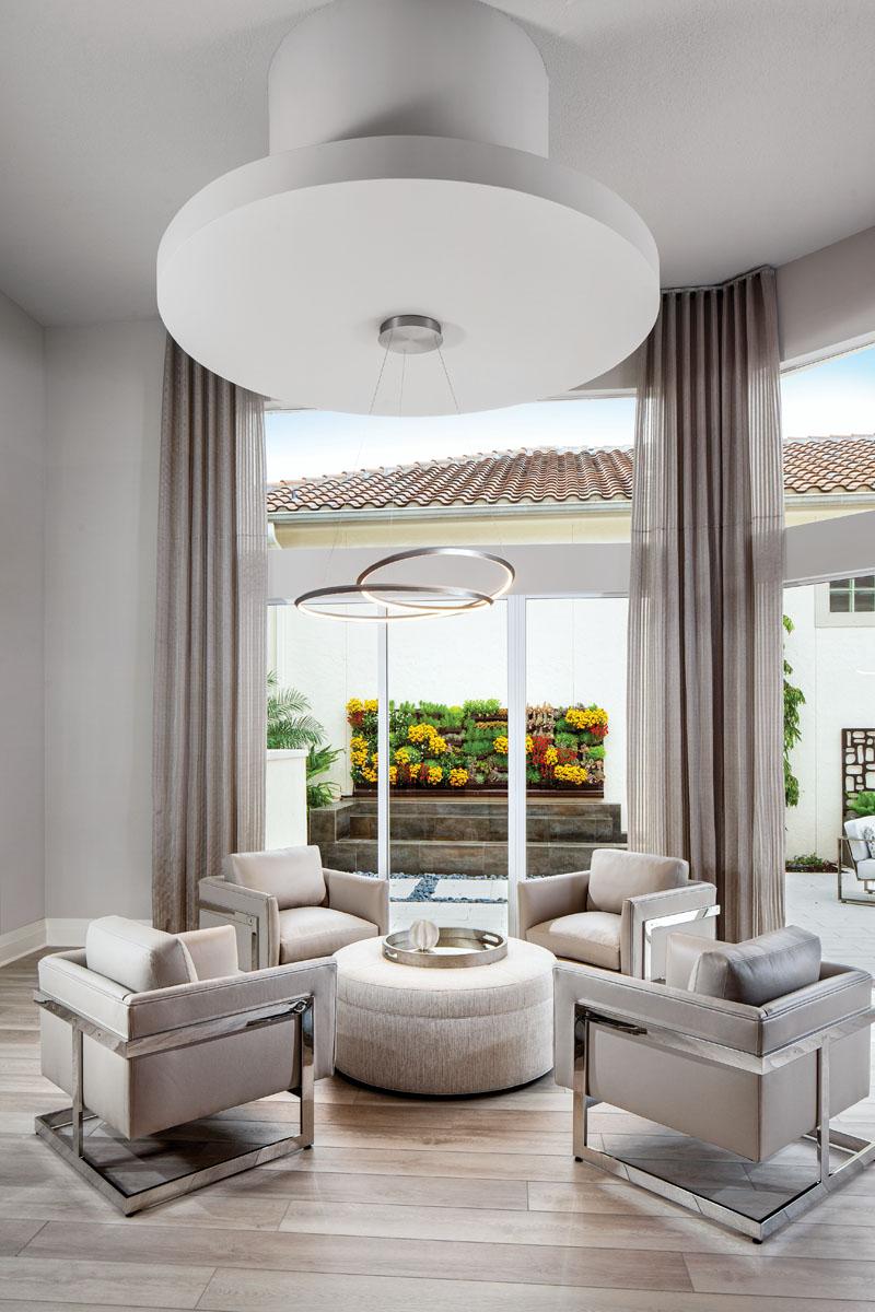 light fill chic naples vacation villa