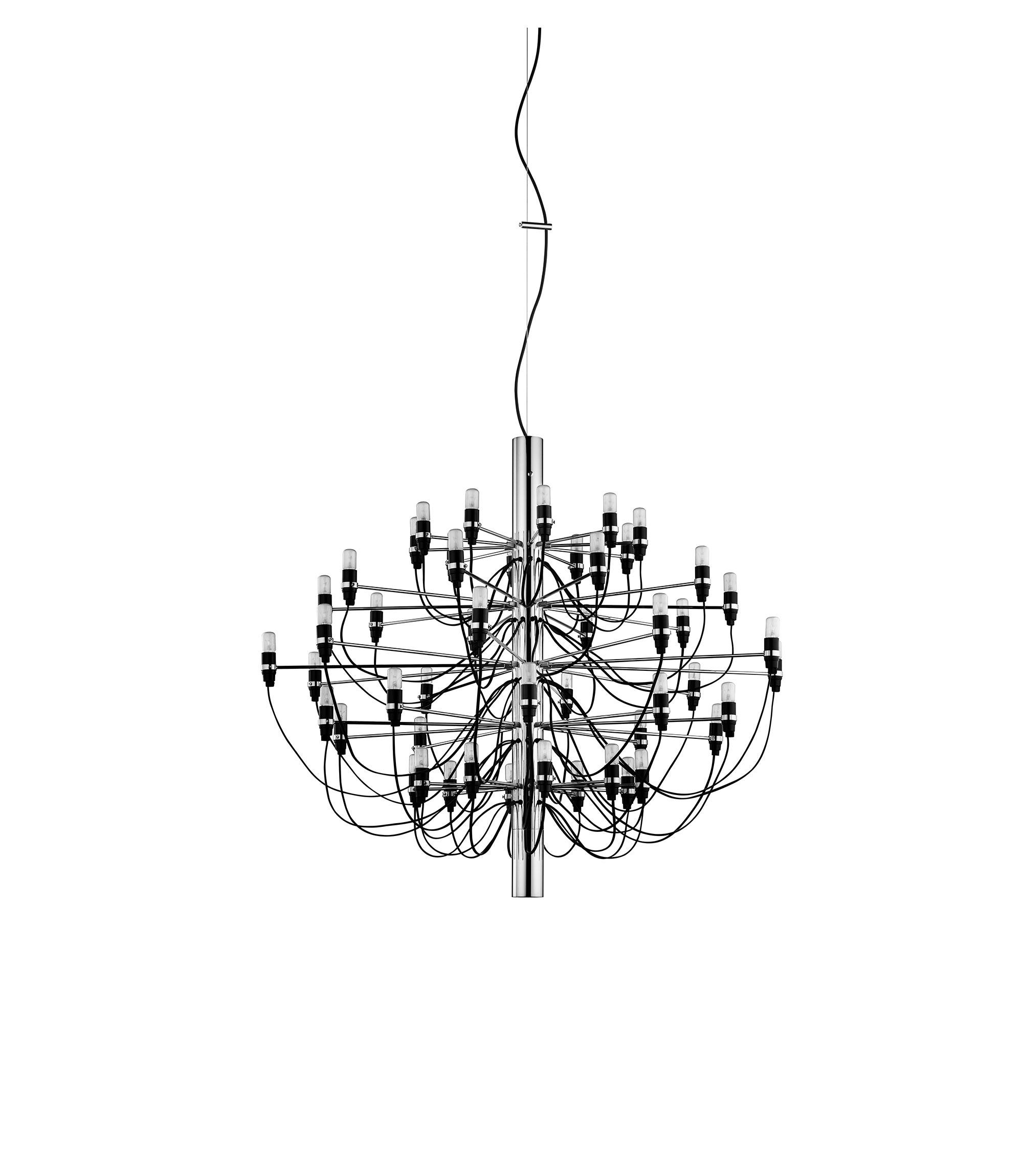 Overlap Suspension 2 Lamp