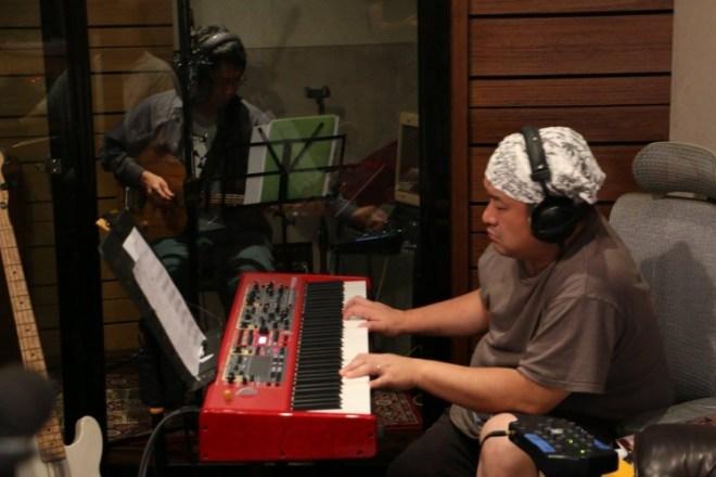 生祥樂隊《圍庄》概念雙唱片錄音過程