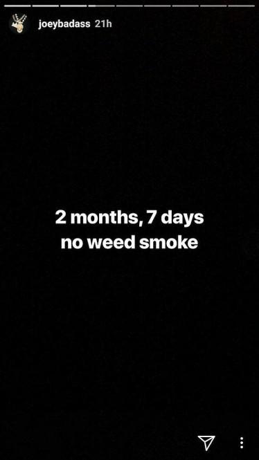 joey-badass-quits-smoking-weed