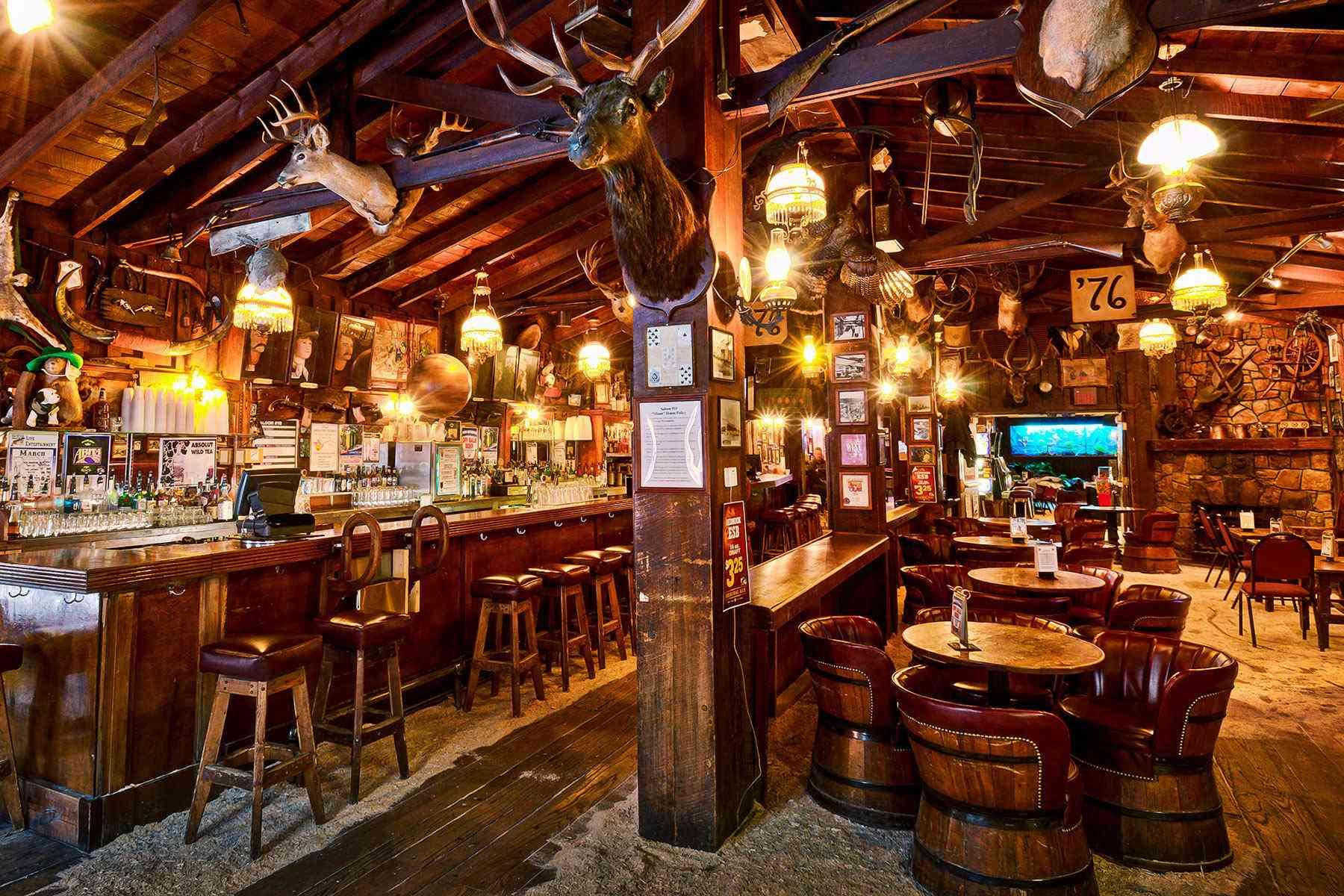 12 Wild West Bars To Make You Feel Like A Cowboy Fodors