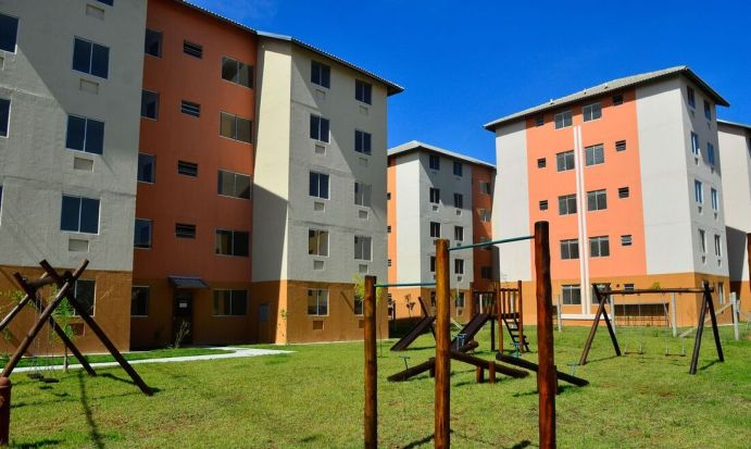Habitacionais realizados pelo Governo Federal