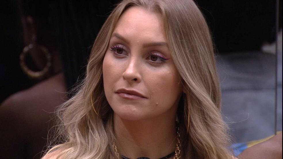 Carla Diaz é escolhida para sair da casa do BBB 21 em paredão falso - Folha  PE
