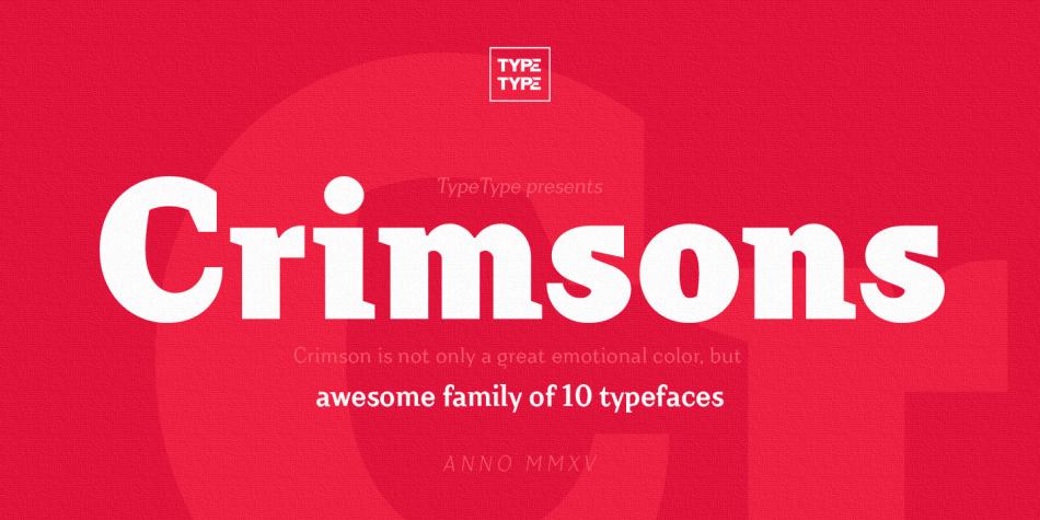 Crimsons