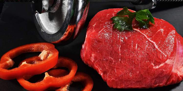 The Best Diet for Lean-Muscle Build Up