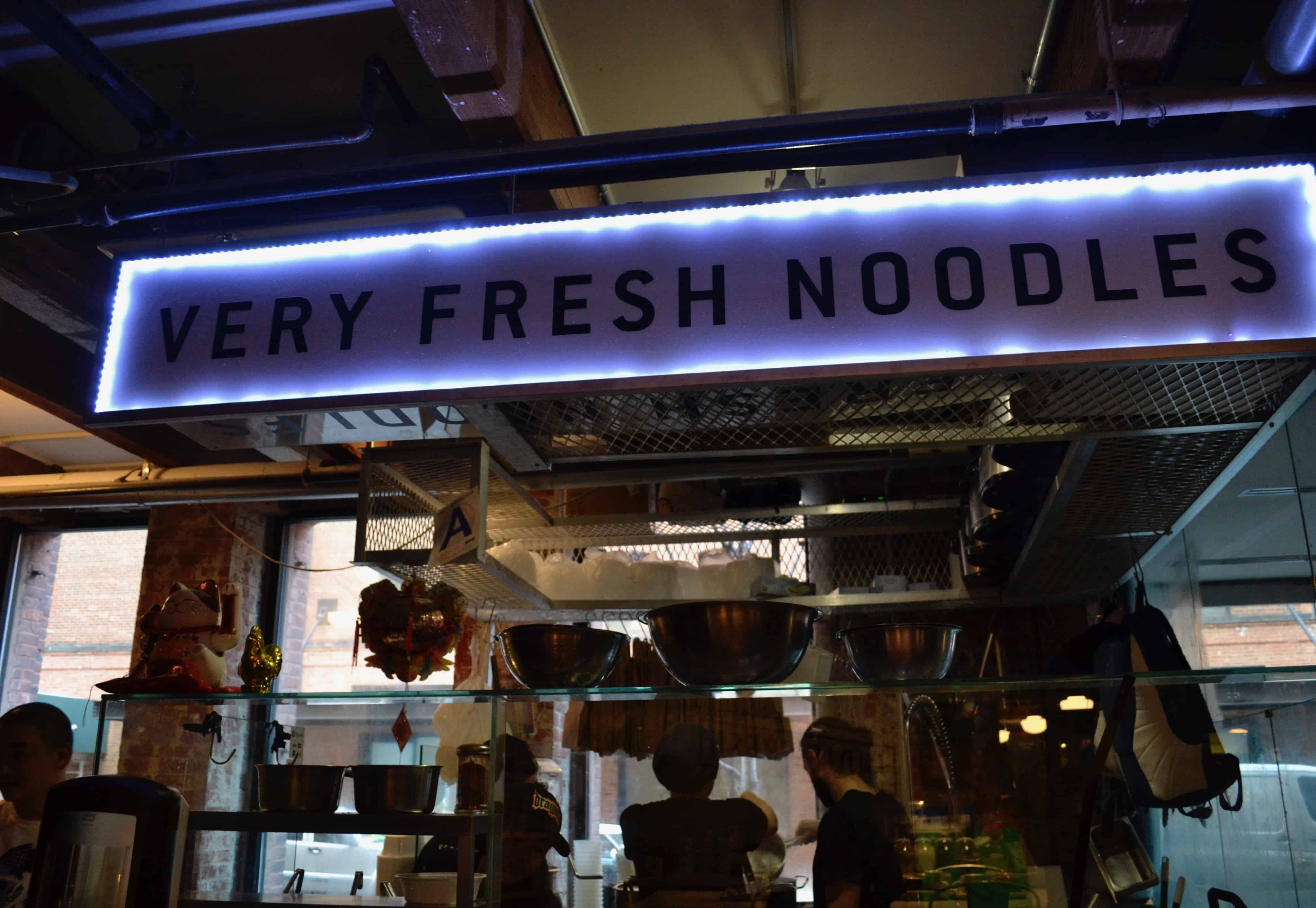 How good is food at Chelsea Market? - Food & Dating Magazine