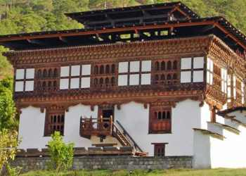 A Romantic Getaway in The Mountains of Bhutan